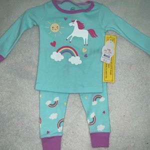 Girls 12m Pajamas